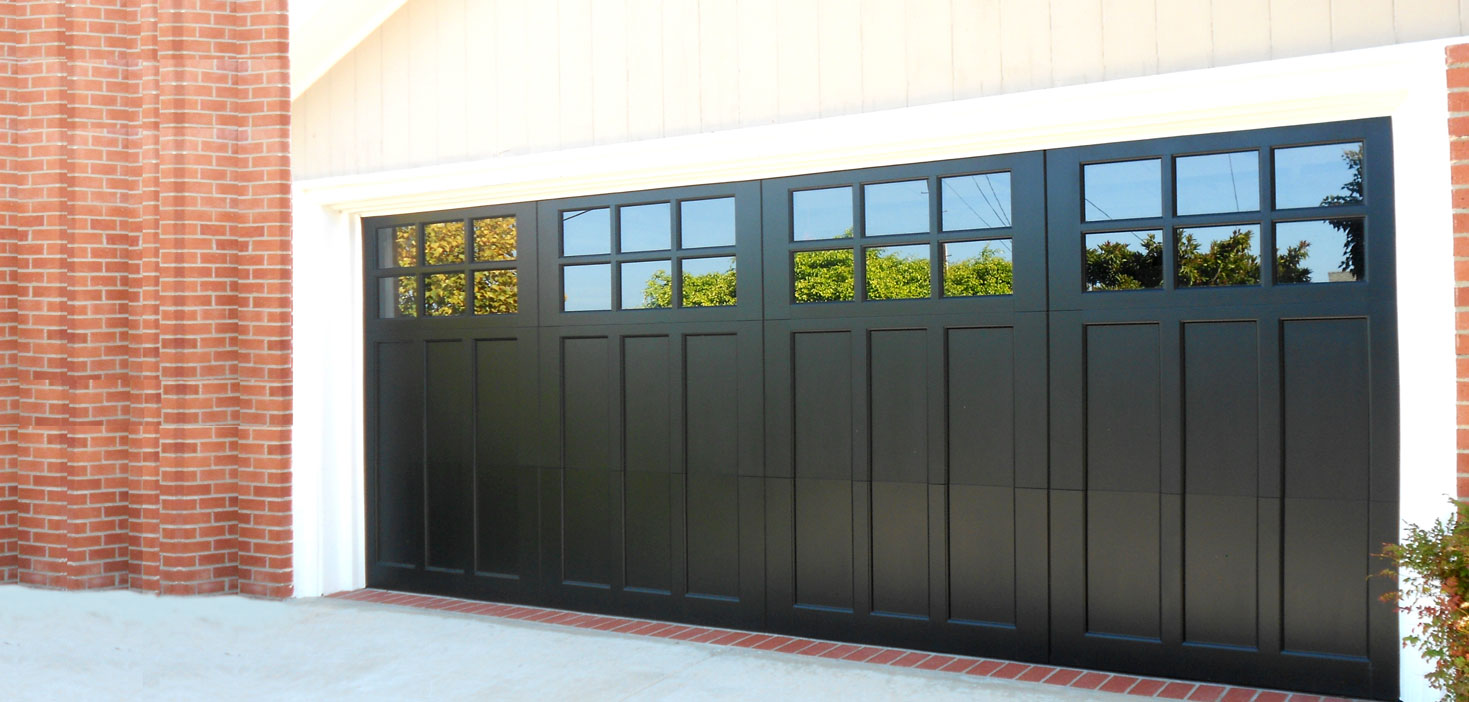 Modern Custom Wood Garage Door Service Best Garage Door Company In