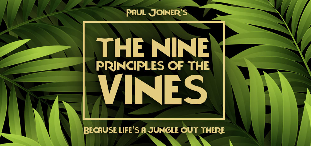The Nine Principles of the Vines