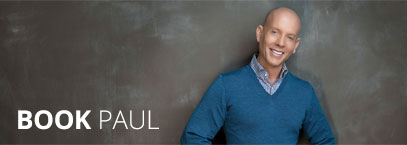 Book Paul to speak at your event or training