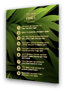 Download Paul's Cheatsheet: The Nine Principles of the Vines