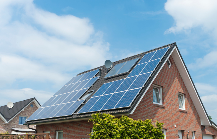 Looking for a Value-adding Upgrade? Why Residential Solar Panels Are Becoming a Popular Renovation