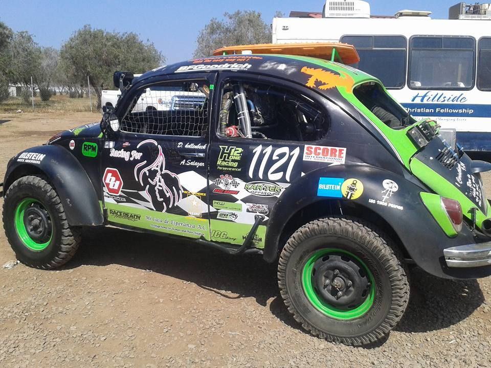 Baja 500 Pre-Party and Contingency with H12:One
