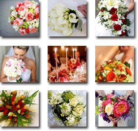 Wedding Floral Arrangements by I Do Flowers